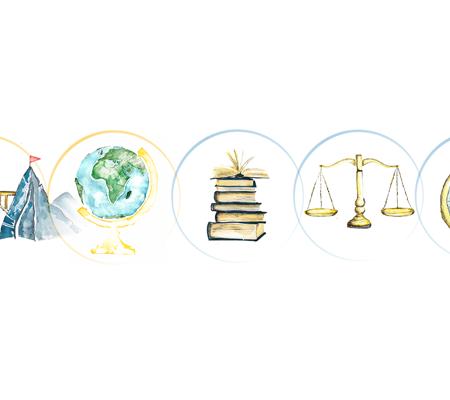 graduate attributes image