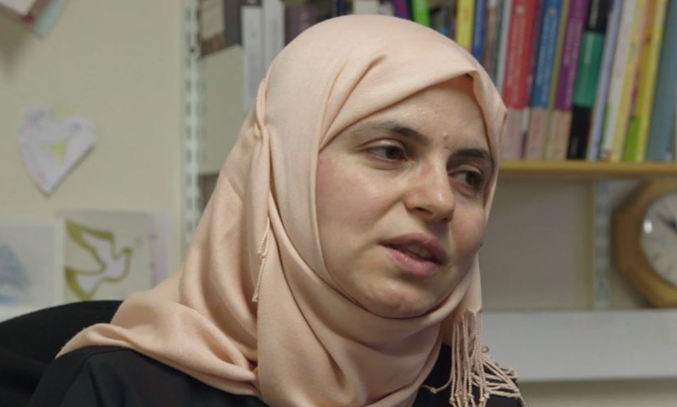 Marwa Mouazen - teaching Arabic in the School of Literatures, Languages, and Cultures