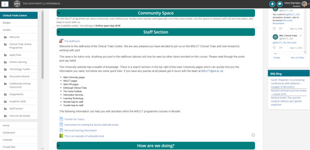 CommunityStaffCTCentre image