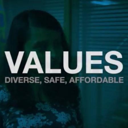 values safe scaled