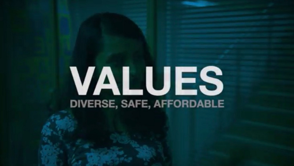 values safe scaled