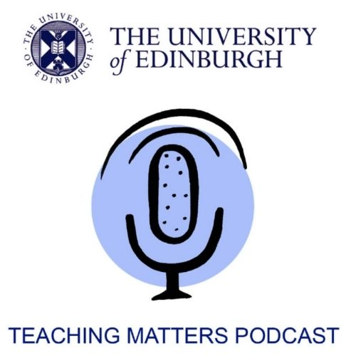 Teaching Matters Podcast Logo
