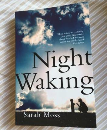 Photo of Night Waking book, by Sarah Moss