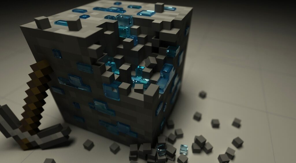 Minecraft block image